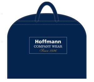 Dragtpose med logo i 2 farver
